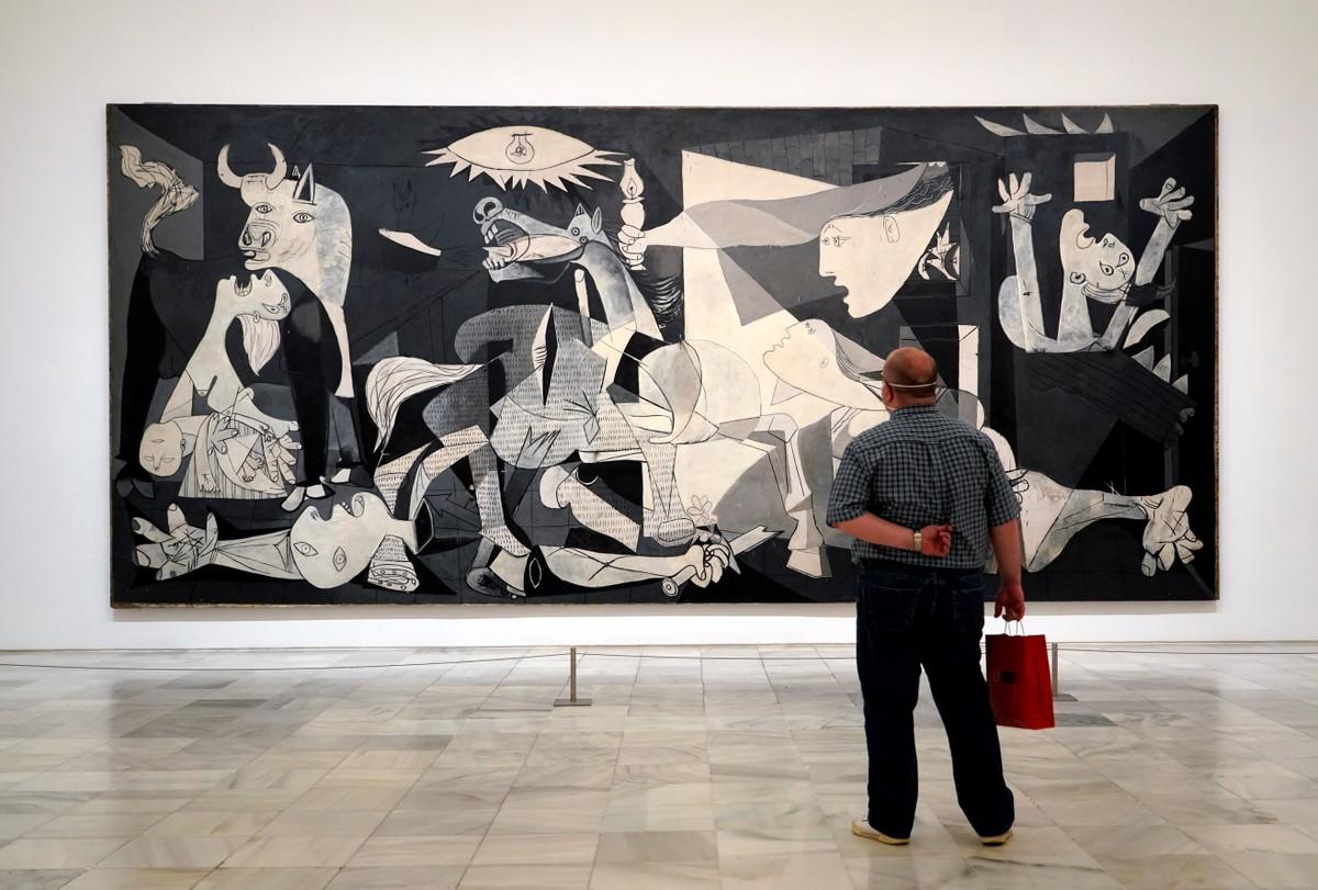 Madri reabre museus após três meses com medidas de segurança e visitação com capacidade reduzida | Pop & Arte