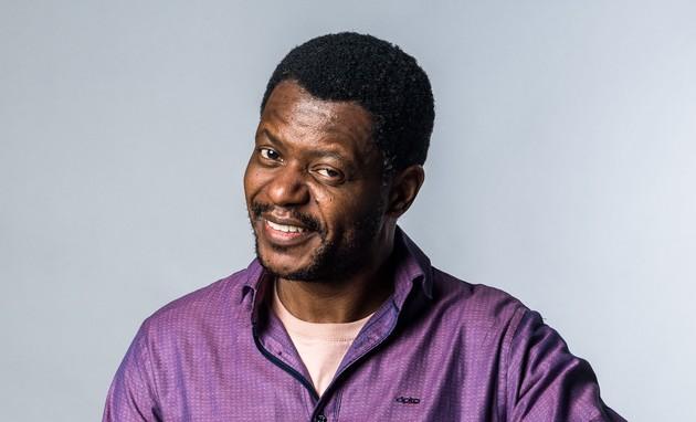 Bukassa Kabengele (Foto: Raquel Cunha/TV Globo)