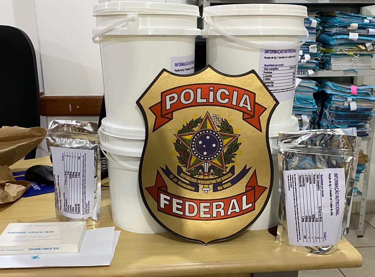 Suspeito de traficar drogas pelos Correios é preso em Marabá