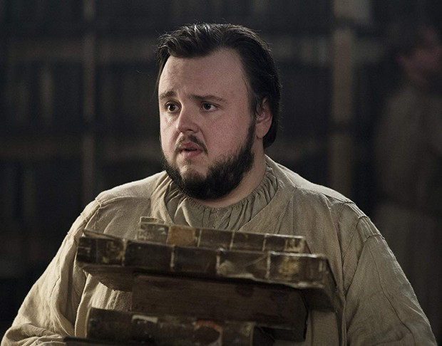 John Bradley, o Sam de Game of Thrones (Foto: Divulgação/Helen Sloan/HBO)