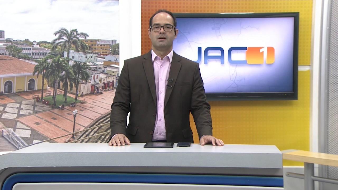 Assista a íntegra do Jornal do Acre 1ª desta quarta-feira (7)