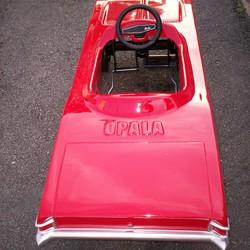 "Opala ""pedal car"" de Rogério Ferraresi"