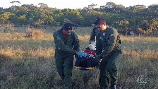 Piloto que sobreviveu a queda de avião em MT volta para casa em RO após 8 meses em tratamento