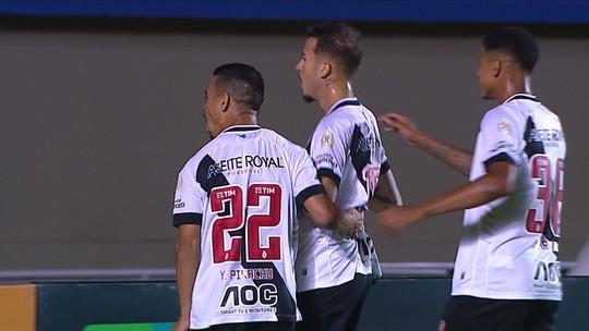 O gol de Goiás 0 x 1 Vasco pela 14ª rodada do Brasileirão 2019