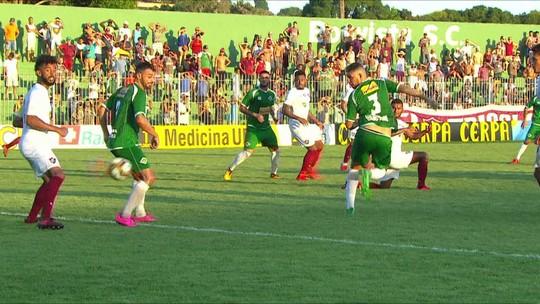 Os gols de Fluminense 1 x 1 Cabofriense pela 6ª rodada da Taça Rio no Campeonato Carioca