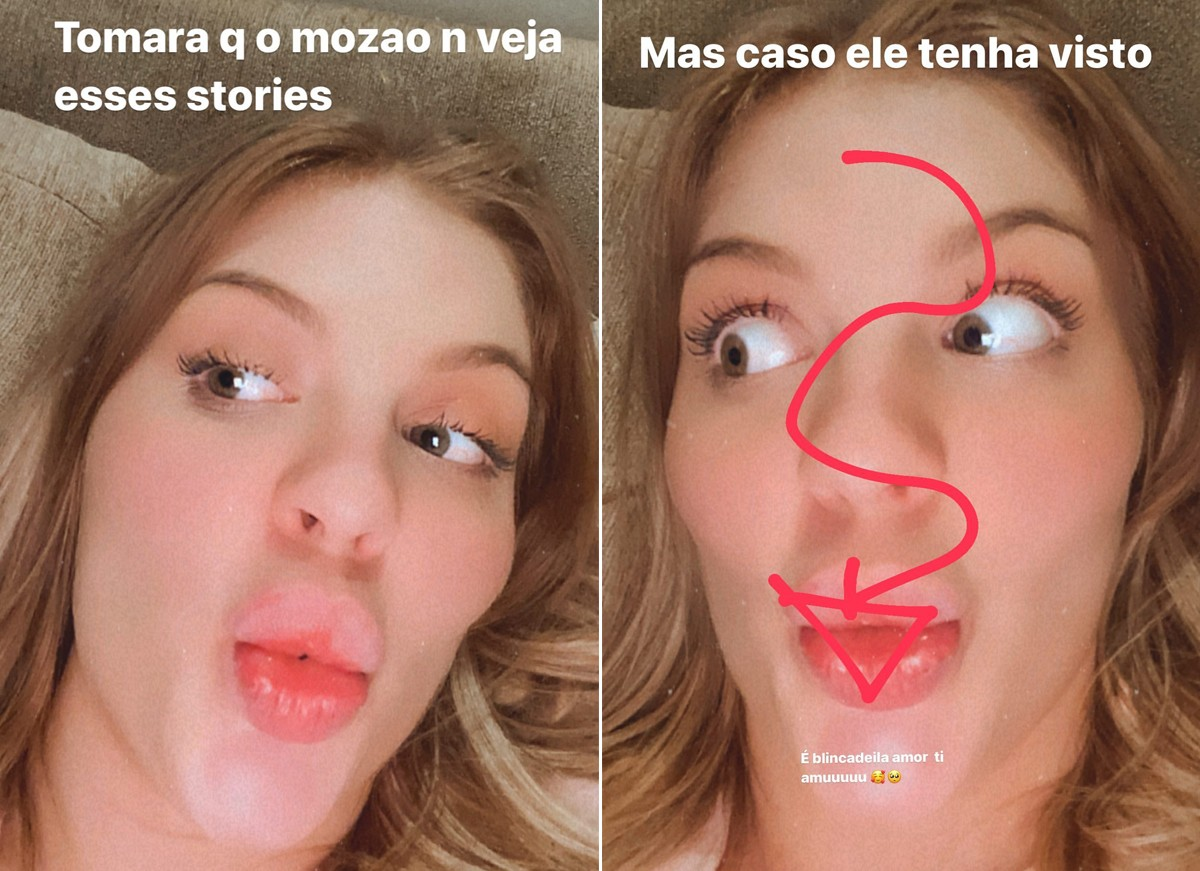 Luísa Sonza (Foto: Reprodução / Instagram)