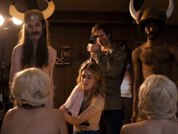Cena de The Deuce, série da HBO (Foto: reprodução)