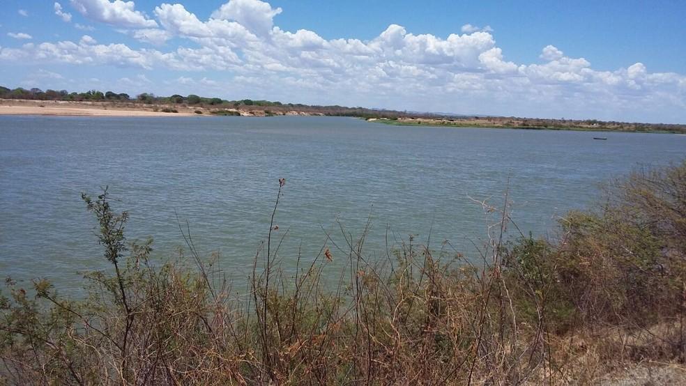 Água do Rio São Francisco vai chegar às torneiras de municípios do Agreste pernambucano através da Adutora do Moxotó (Foto: Arquivo Pessoal)