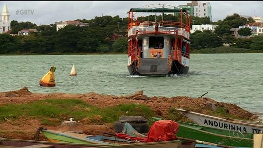 Dnit e Marinha recomendam aos condutores de embarcações atenção redobrada ao navegar no Rio São Francisco
