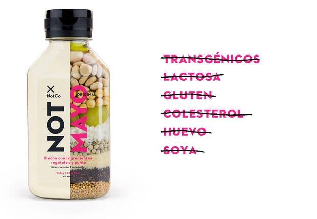 NotCo, startup chilena cria alimentos a base de plantas usando IA  (Foto: Reprodução/NotCo)