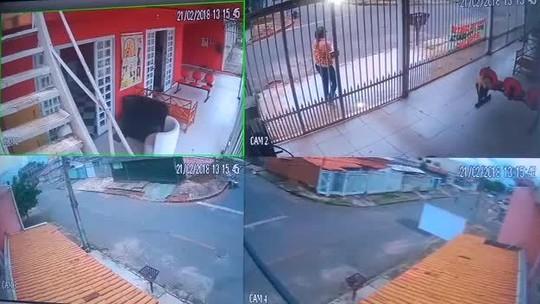 Ladrões com simulacro de submetralhadora rendem mulher e roubam carro no DF