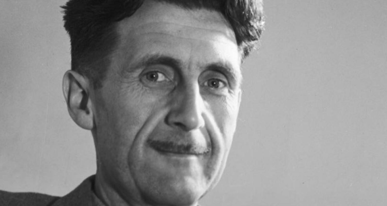 George Orwell (Foto: Divulgação)