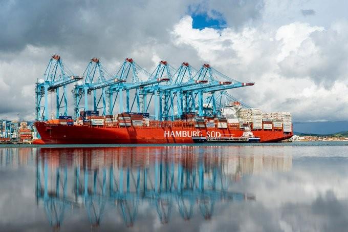 infraestrutura-logistica-porto-algeciras (Foto: Reprodução/Twitter)