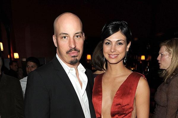 Morena Baccarin e Austin Chick (Foto: Getty Images)