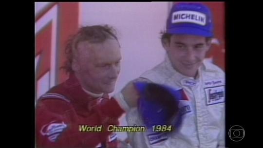Morre, aos 70 anos, o tricampeão mundial de Fórmula 1 Niki Lauda