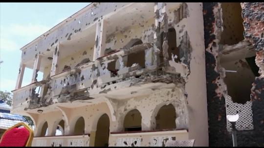 Extremismo islâmico: 26 morrem em ataque a hotel na Somália