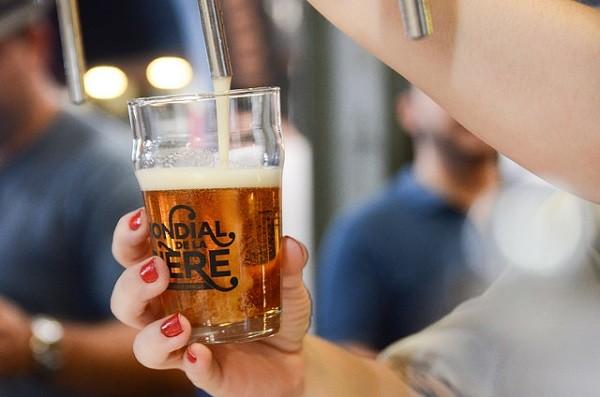O Mondial de la Bière será realizado de 5 a 9 de setembro, no Píer Mauá