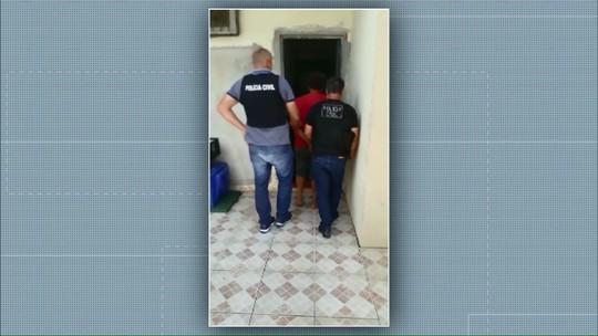 Homem é preso suspeito de estuprar os seis filhos, em Diamante do Sul
