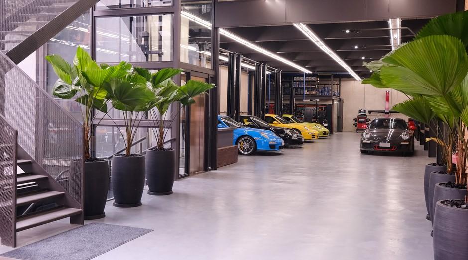 Flacht é uma oficina de luxo (Foto: Divulgação)