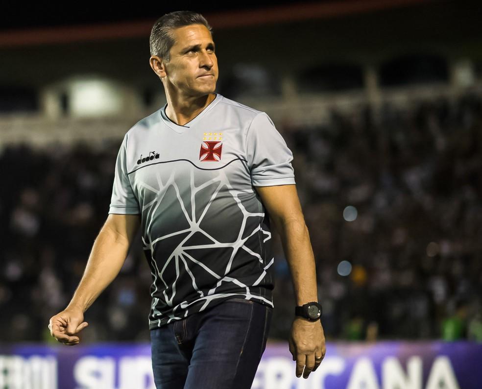 Vasco x LDU jorginho (Foto: Jorge R Jorge/BP Filmes)