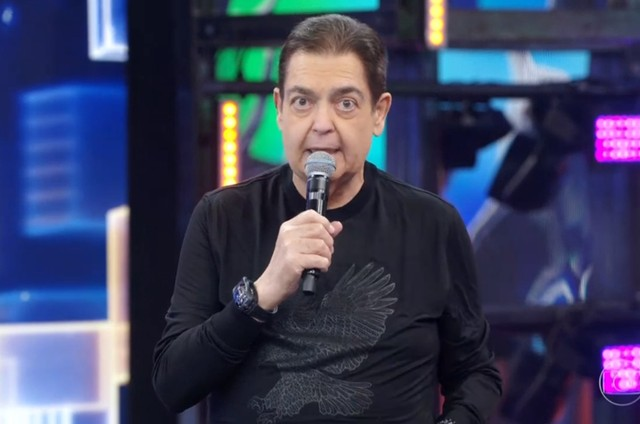 Fausto Silva (Foto: Globo)