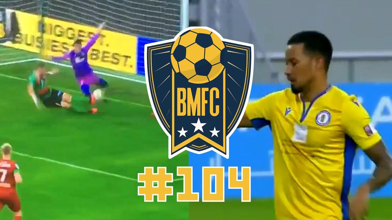BMFC #104: ex-corintiano faz golaço em jogo de pinturas e bizarrice dupla na Terra do U2