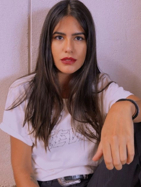 Antonia Morais (Foto: Reprodução)
