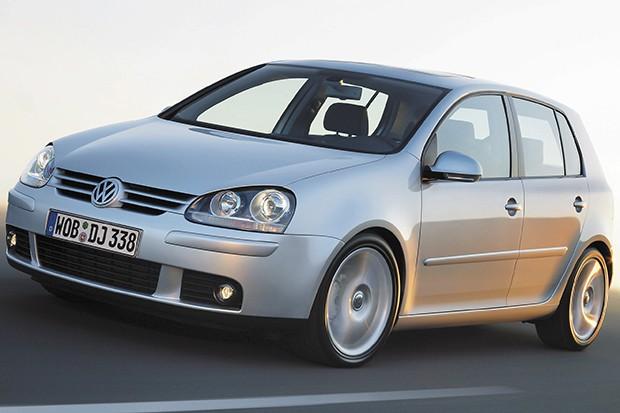 Volkswagen Golf quinta geração (Foto: Divulgação)