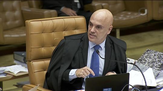 Alexandre de Moraes revoga censura a sites de notícias