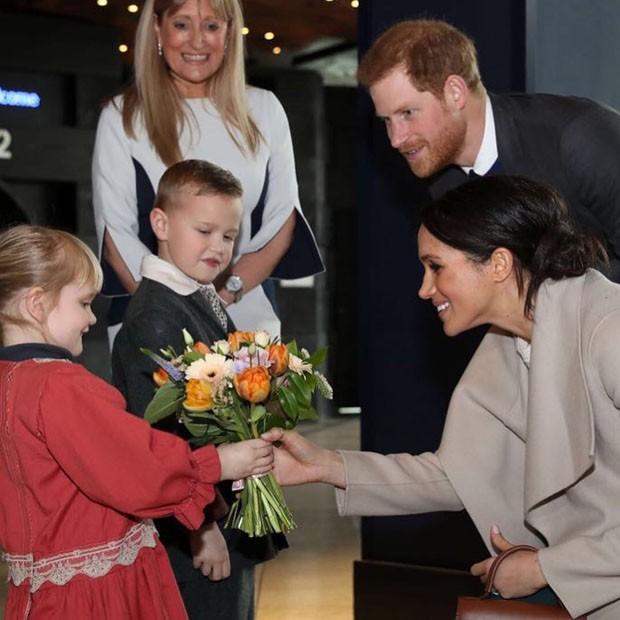 Príncipe Harry e Meghan revelam como serão as flores do casamento real (Foto: Reprodução/Instagram)