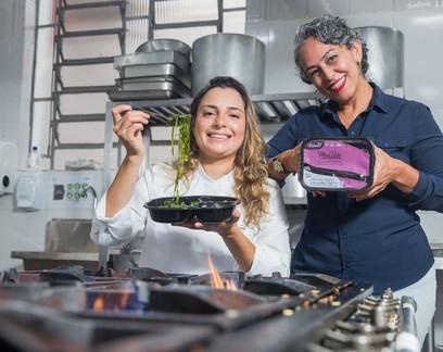 Cozinha 'secreta' vira tendência na pandemia