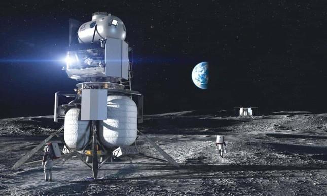 Projeto Artemis - Human Landing System (HLS)