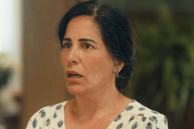 Gloria Pires, a Lola de 'Éramos seis' (Foto: TV Globo)