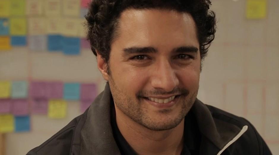 Romero Rodrigues, cofundador do Buscapé (Foto: Reprodução)