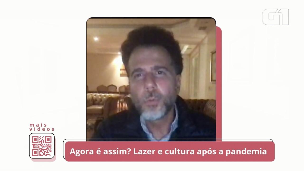 Felipe Simas afirma que shows em drive-in são tendência: 'no Brasil não vai ser diferente'