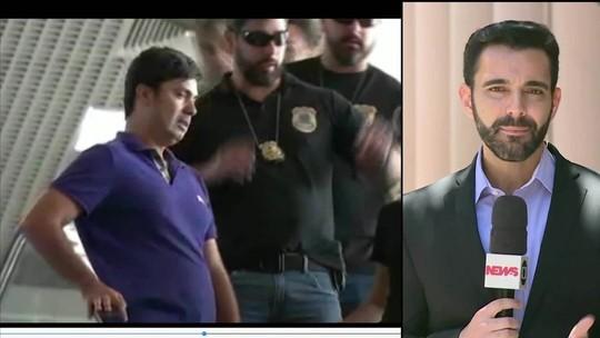 TRF converte prisão temporária em preventiva de Felipe Picciani