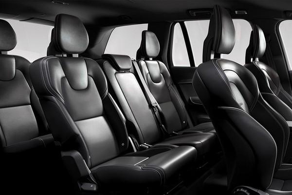 Teste Novo Volvo Xc90 Evolui Sem, New Volvo Xc90 2019 Car Seat