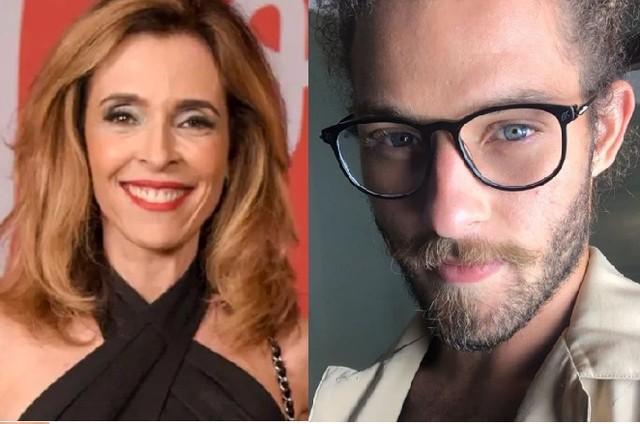 Deborah Evelyn e João Gana (Foto: Reprodução)