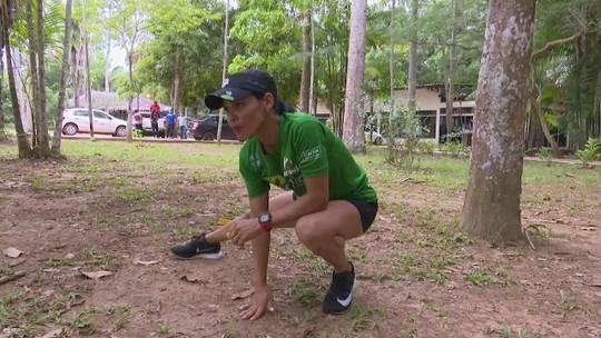 """""""Temperatura será minha maior dificuldade""""; diz fundista sobre meia maratona no AM"""