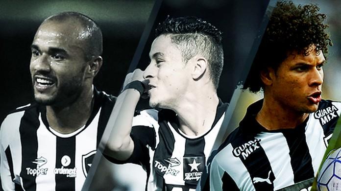 2c0d1d8d4c Necessidade x realidade  contratos curtos geram economia e problema no  Botafogo
