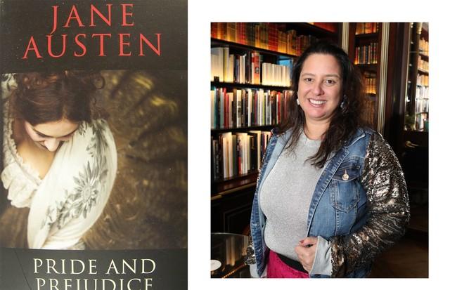 """Silvia Rogar, Diretora de Redação: Pride & Prejudice, de Jane Austen. """"Atual até hoje apesar de escrito em 1813. Jane já era girl power total naquela época."""" (Foto: Divulgação/)"""