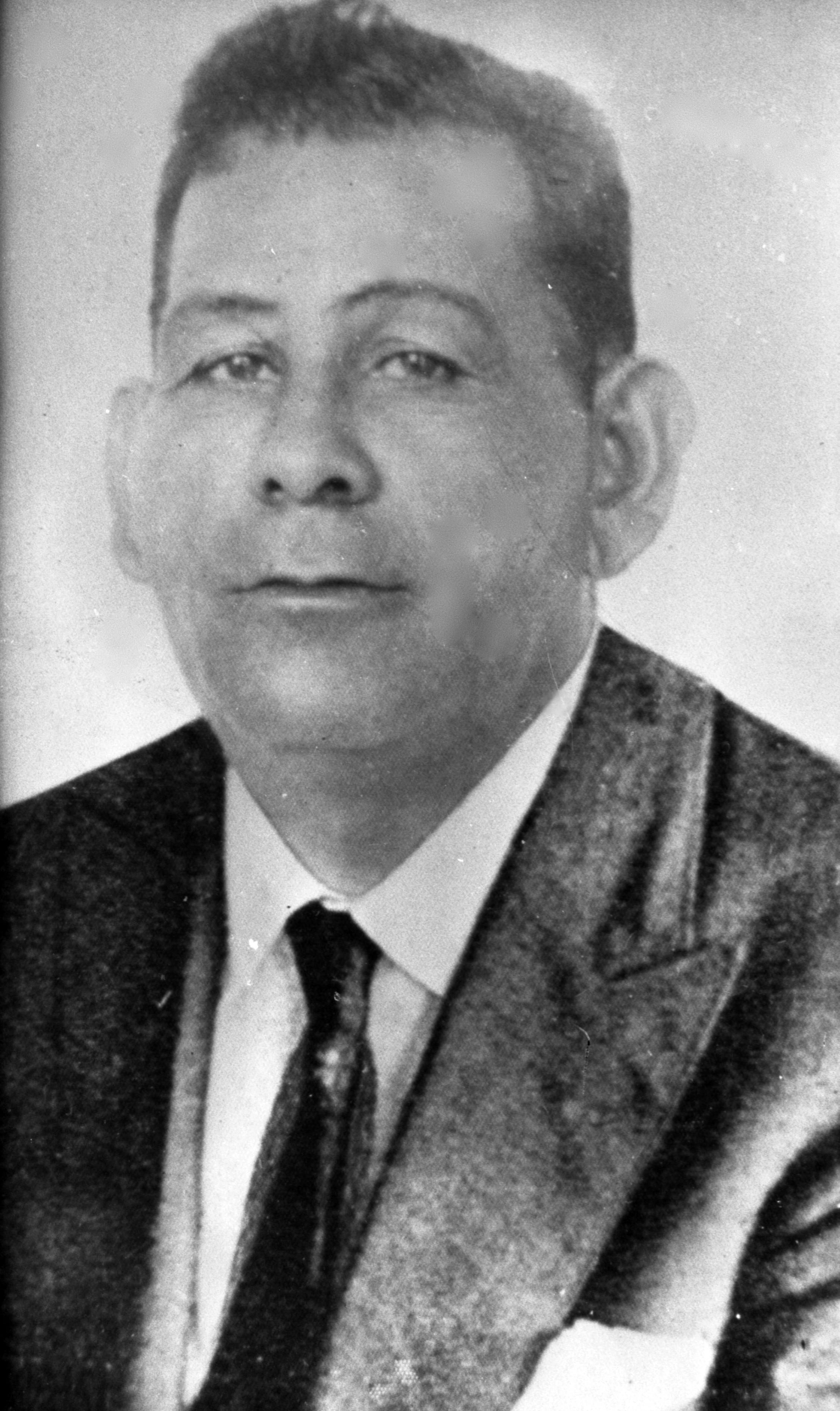 José Ferreira, morto pelo vizinho