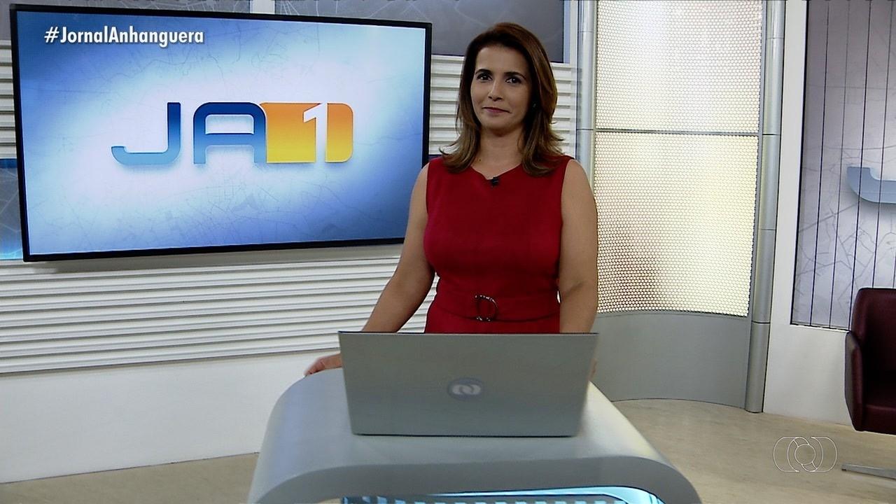 Veja todos os destaques do Jornal Anhanguera 1ª edição desta terça-feira