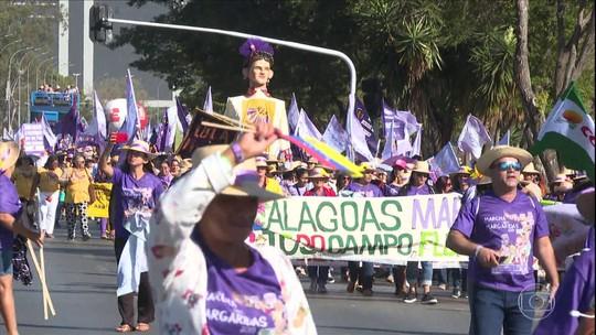 Mulheres do campo vão a Brasília pedir mais igualdade e menos violência