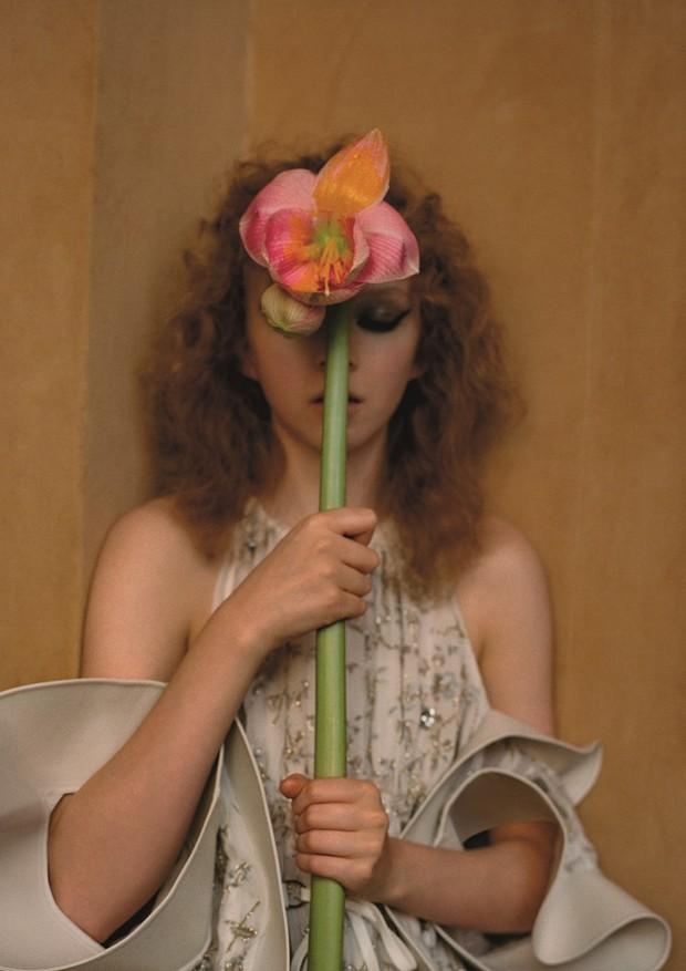 Beleza verde (Foto: Zee Nunes/Arquivo Vogue)