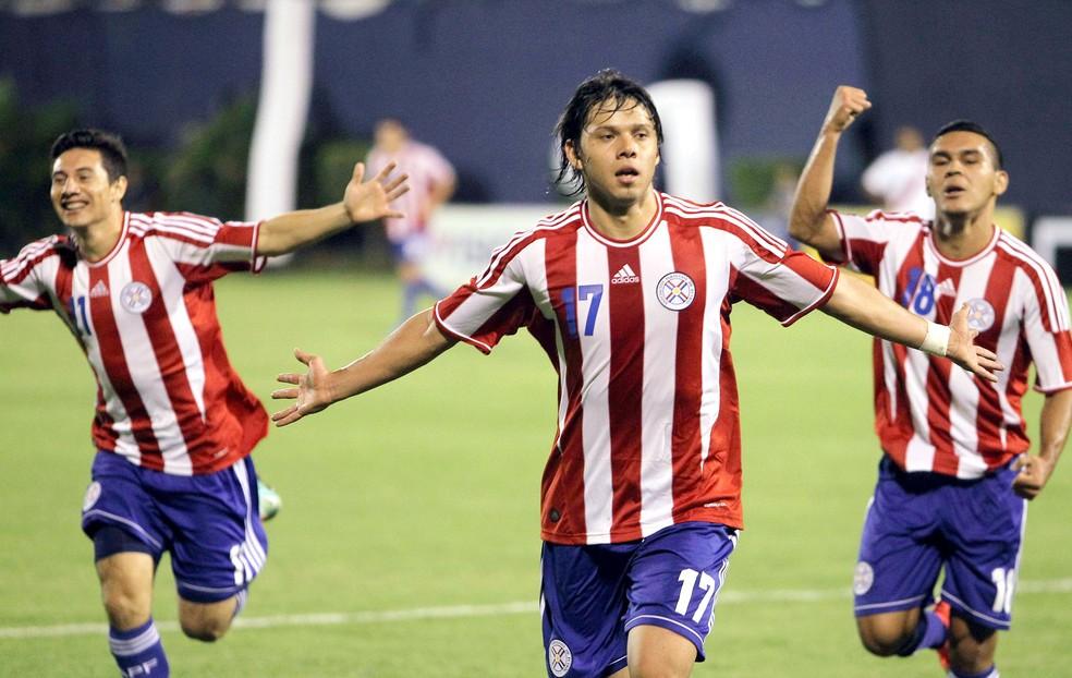 Resultado de imagem para paraguai seleção