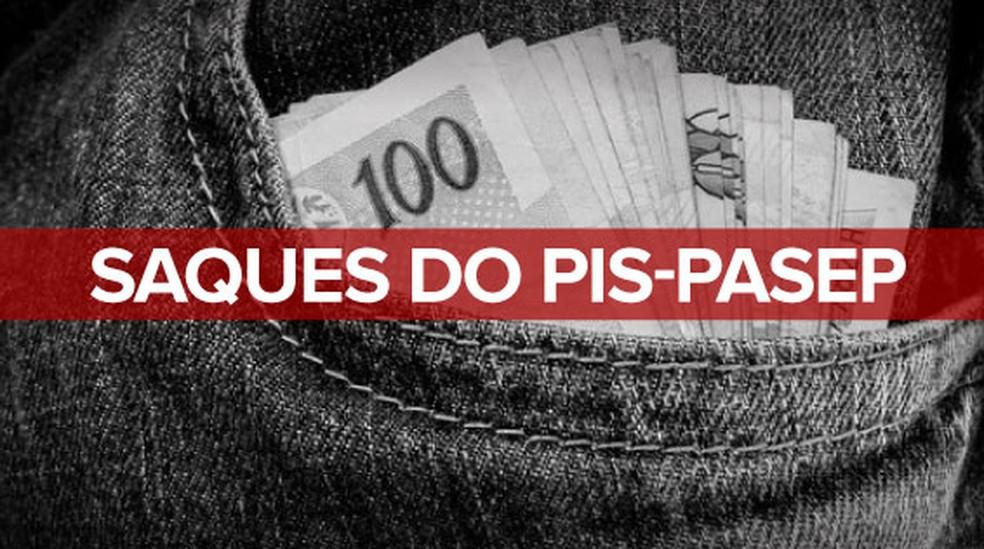 PIS-Pasep — Foto: Arte/G1