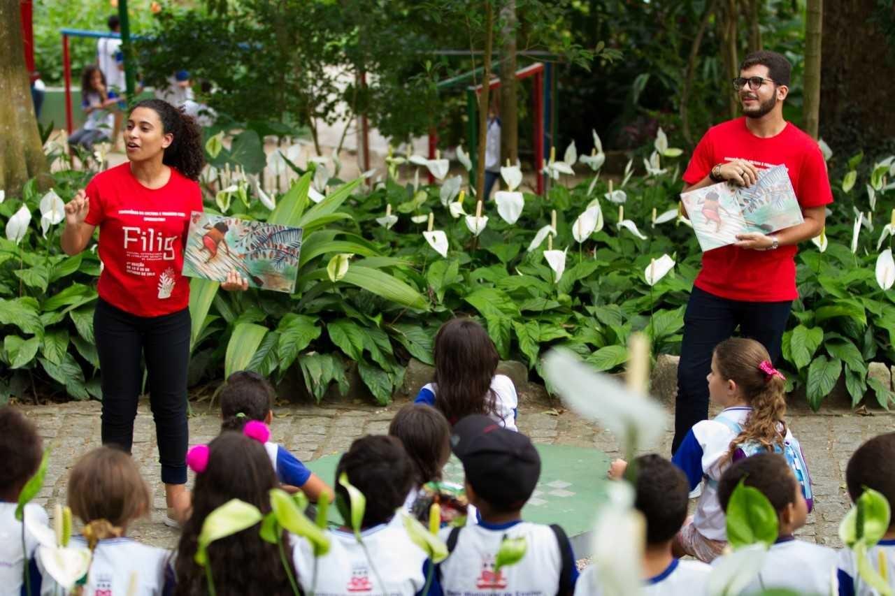 Programação  do Festival Internacional de Literatura Infantil de Garanhuns é divulgada - Notícias - Plantão Diário