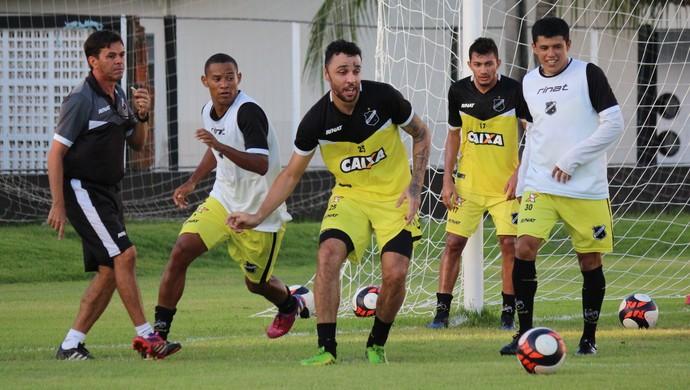 ABC - treino jogadores (Foto: Andrei Torres/ABC FC)