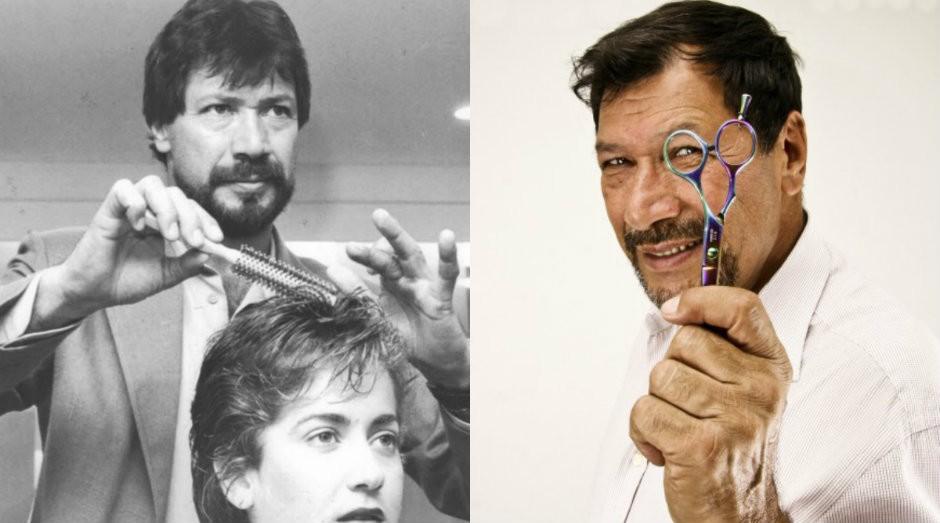 Walter Cabral está há 50 anos cortando cabelos no Rio de Janeiro (Foto: Divulgação)